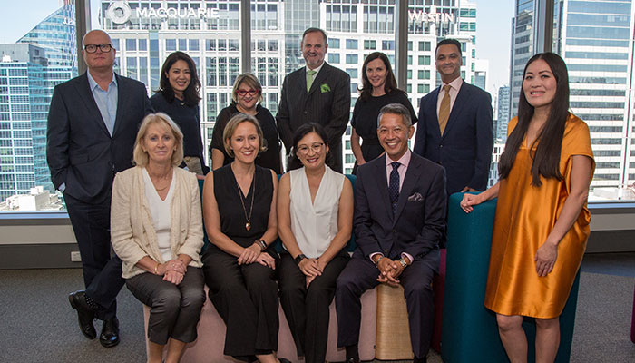 Meet Australia's most diverse board
