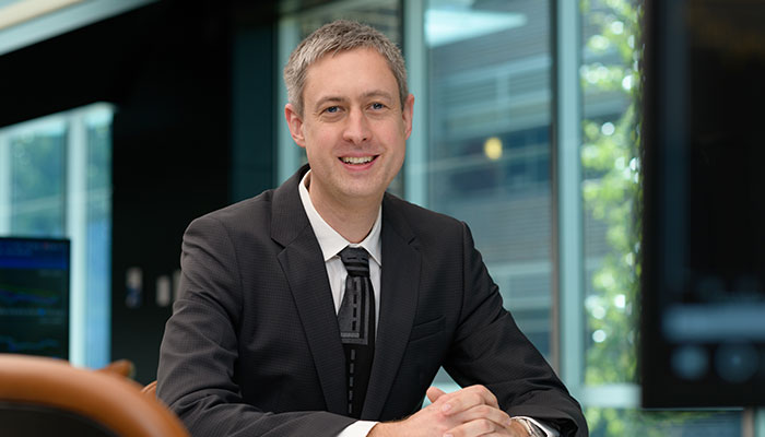 Dr Andreas Hellmann Senior Lecturer in Accounting at The Macquarie Business School