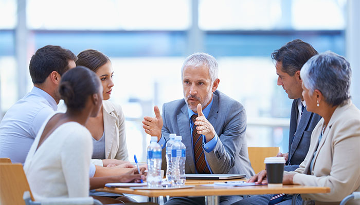 Memo to managers: stop managing