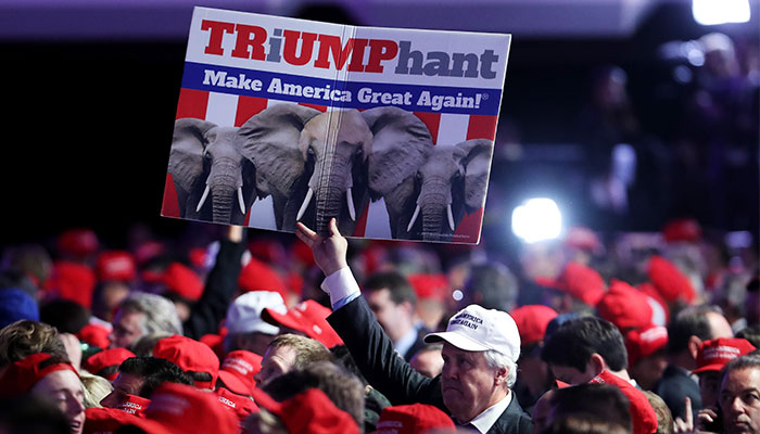 Please Explain: Why is Republican approval of Donald Trump so high?