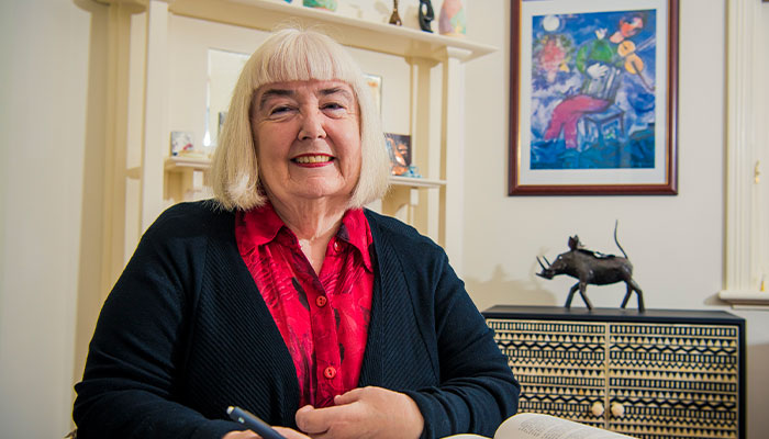 Professor Julie Fitness