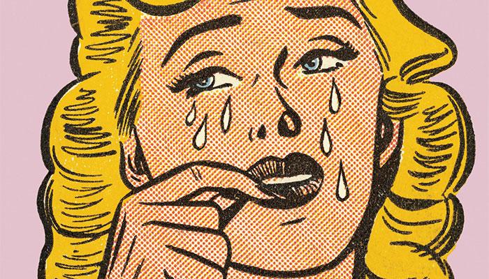 Please explain: Why do we cry?