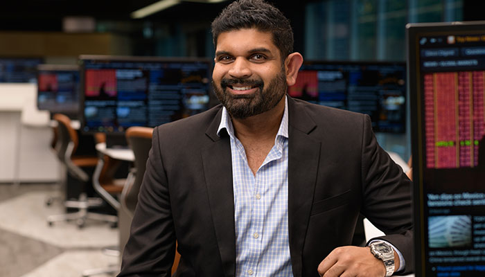 Dr Prashan  Karunaratne is a lecturer at the Department of Actuarial Studies and Business Analytics at the Macquarie Business School.