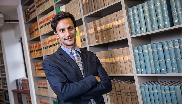 Daniel Ghezlebash from the Macquarie law school has relased a new book, Refuge Lost: Asylum Law in an Interdependent World