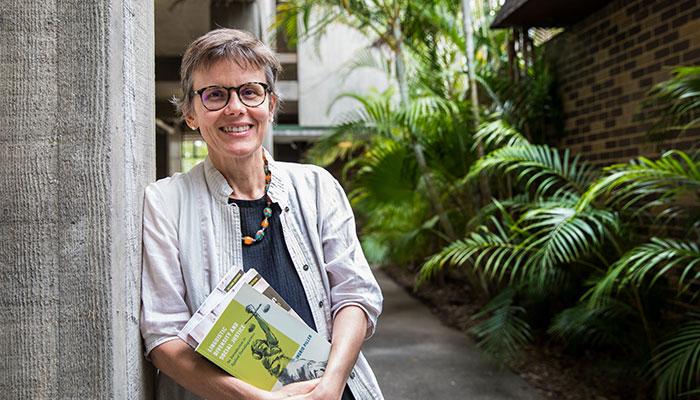 Distinuished Professor Ingrid Piller