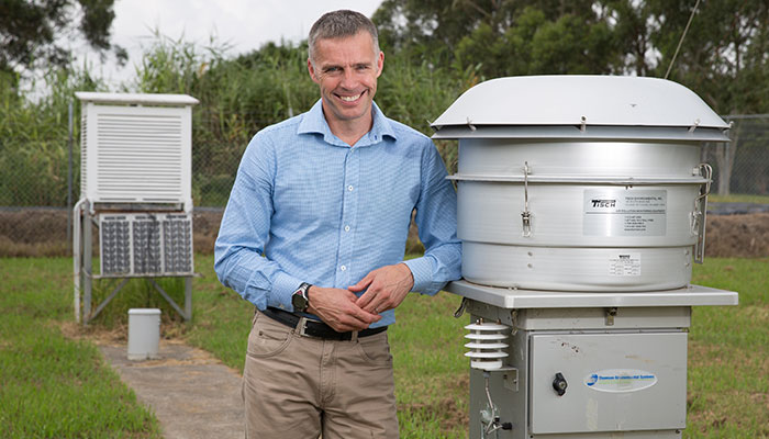 Professor Mark P Taylor runs the Vegsafe program at Macquarie University.