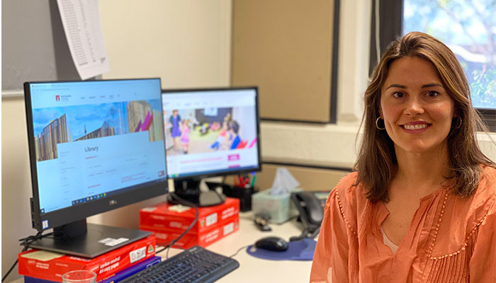 Dr Gemma Sicouri  Research Fellow Centre for Emotional Health at Macquarie University.