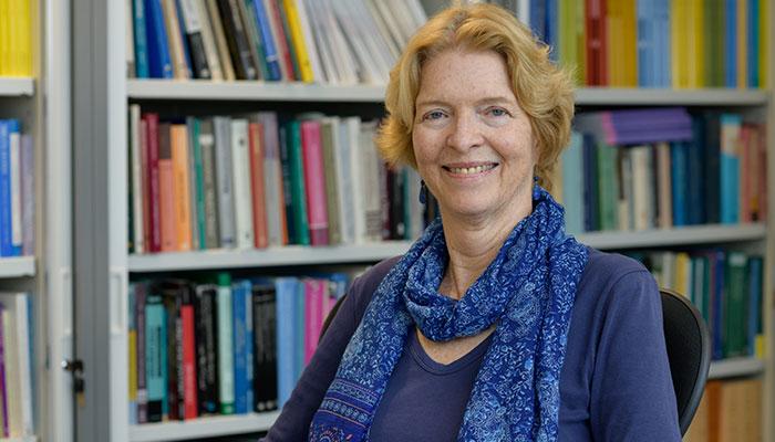 Distinguished Professor Katherine Demuth, Dept of Linguistics Macquarie University.