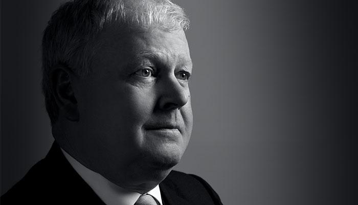 Honorary Fellow Dr John Fahey