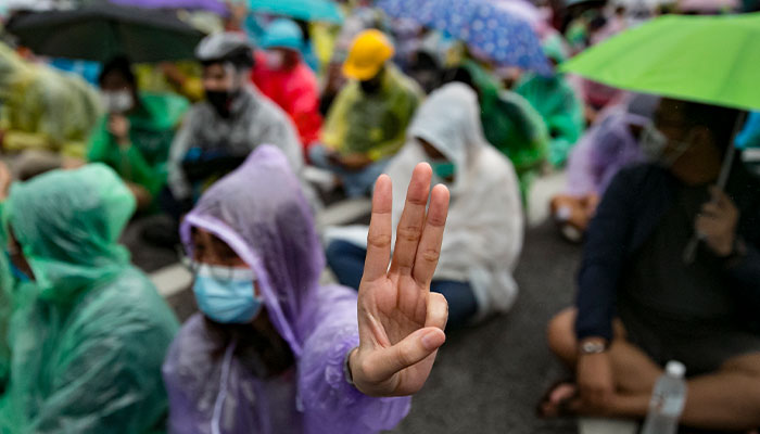 The radical shift in Thailand's latest protests