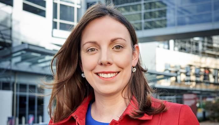 Macquarie University neurologist Dr Rowena Mobbs