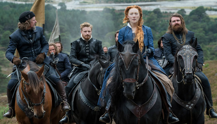 Review: Mary Queen of Scots