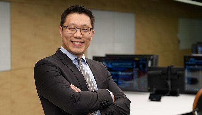 Professor Jun Yao from the Macquarie Business School.
