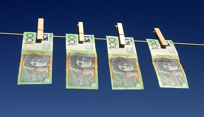 Money laundering is big business in Australia