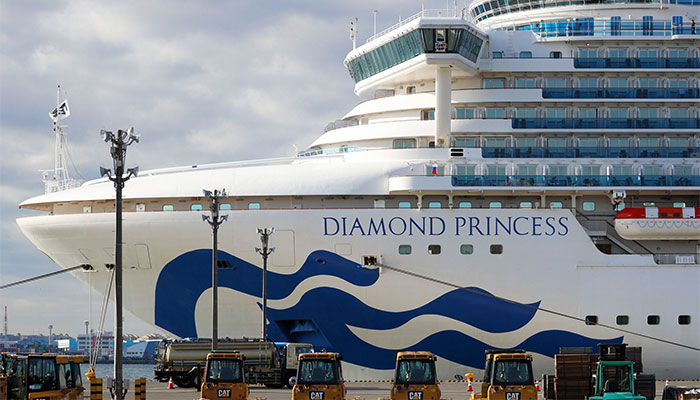 Diamond-Princess-cruise-ship
