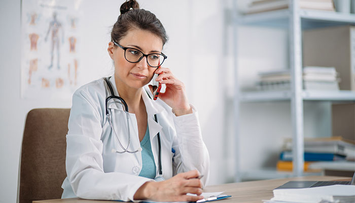 Telehealth is here to stay as patients phone their GPs in droves
