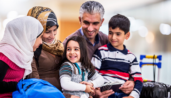 Refugee families have access to legal representation thanks to Dr Daniel Ghezelbash and the new Centre for Social Justice in the Macquarie Law School.