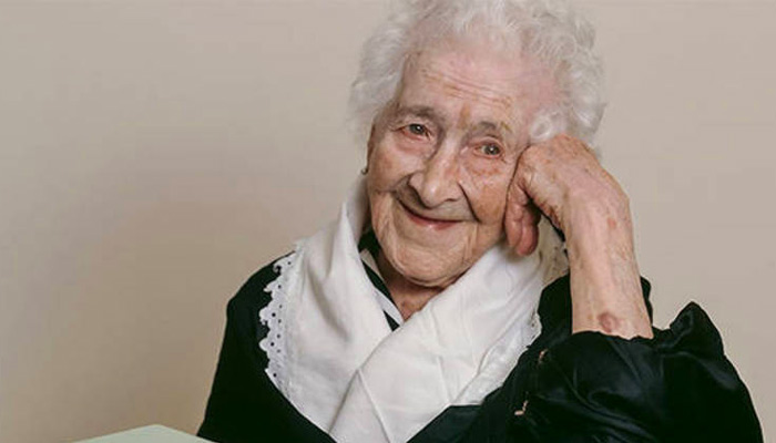 The oldest woman ever, Jeanne Calment, died at the age of 122 in 1997