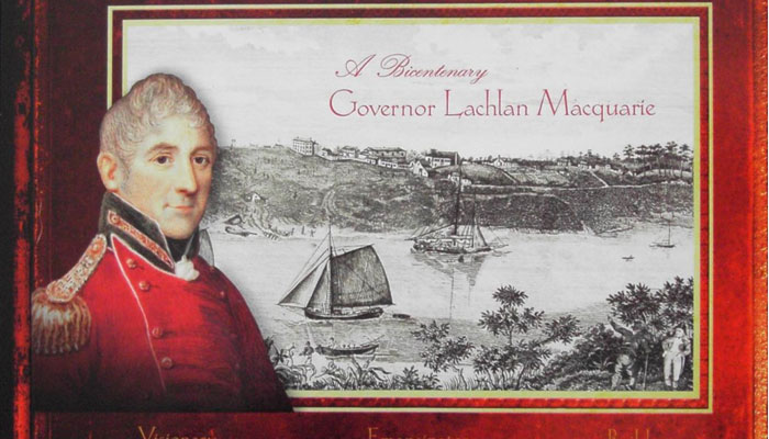 Governor Lachlan Macquarie commissioned the original lighthouse in 1816.
