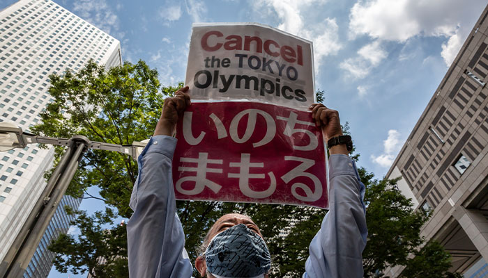 United by anger: Why Japanese people are against the Tokyo Olympics