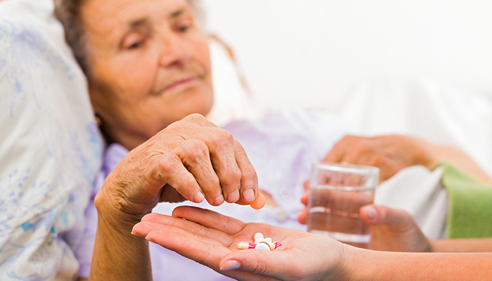 Aged care residents miss out on anti-dementia meds