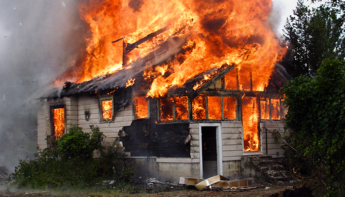 House fires kill more Australians than all natural hazards