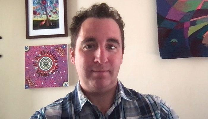 Professor of Philosophy Mark Alfano