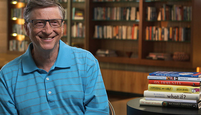 Microsoft founder and philanthropist Bill Gates recommended David Christian's new book as one of this summer's to 5 reads.